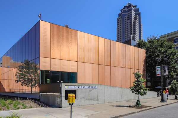 Des Moines Central Library